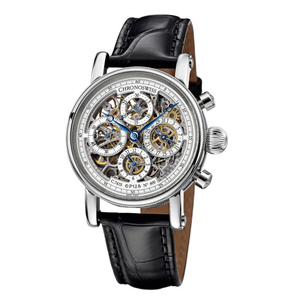7543S Grand Opus Skeleton Chronograph