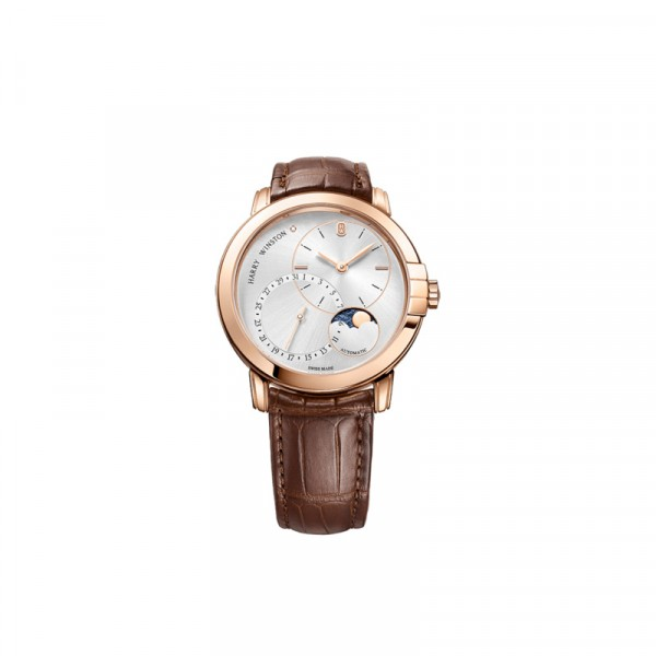MIDAMP42RR003 Midnight Date Moon Phase Automatic (Lady)
