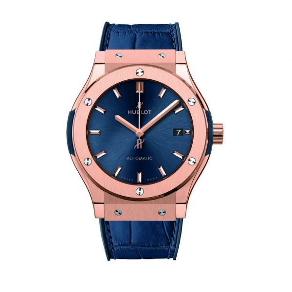 511.OX.7180.LR Classic Fusion Blue King Gold