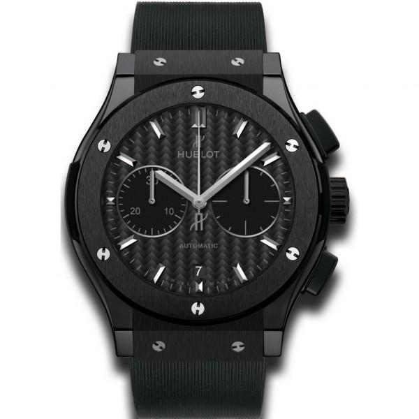 521.CM.1771.RX Classic Fusion Chronograph Black Ma...