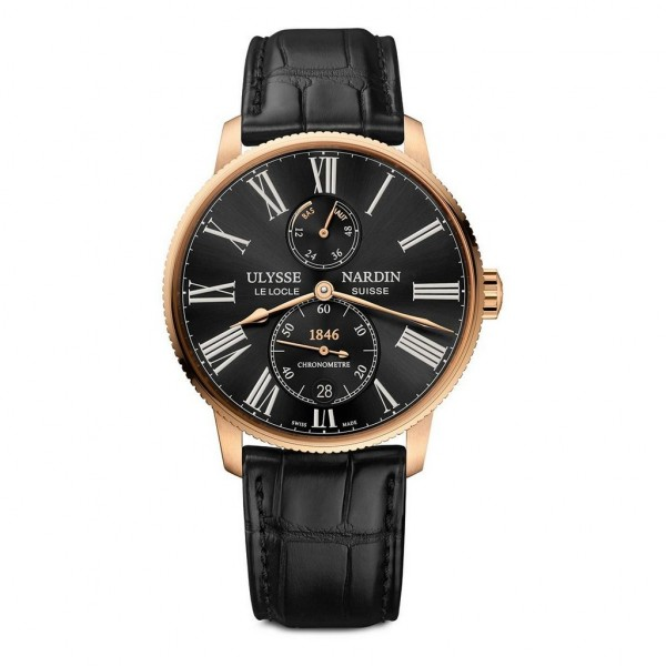 1182-310/42 Marine Chronometer Torpilleur