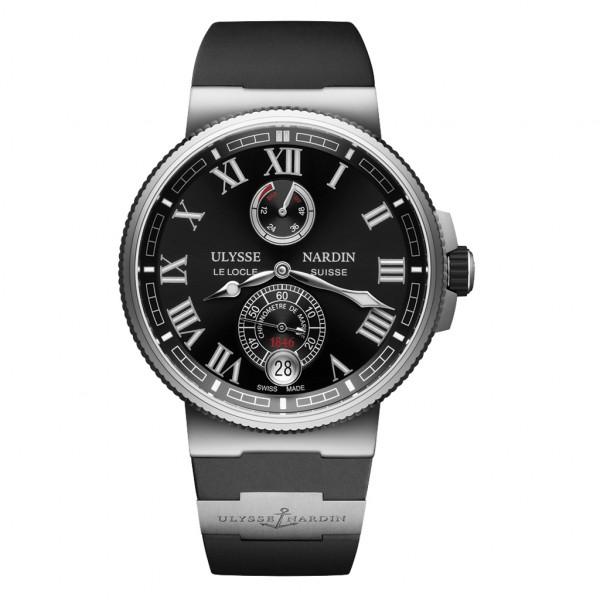 1183-126-3/42 Marine Chronometer