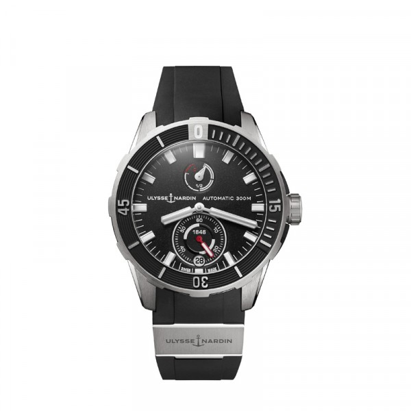 1185-170-3/BLACK Diver Chronometer