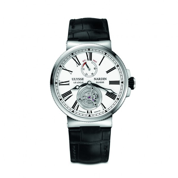 1283-181/E0 Marine Tourbillon