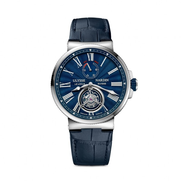 1283-181/E3 Marine Tourbillon