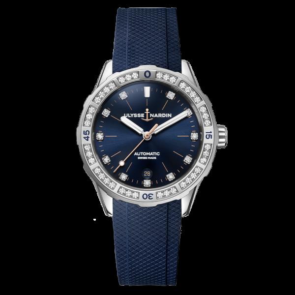 8163-182B-3-13 Lady Diver