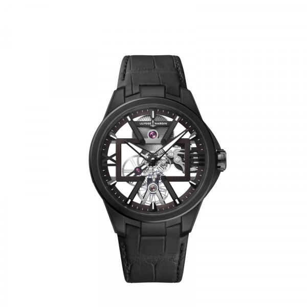 3713-260-BLACK Executive Skeleton X