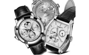 Маркировка швейцарских часов